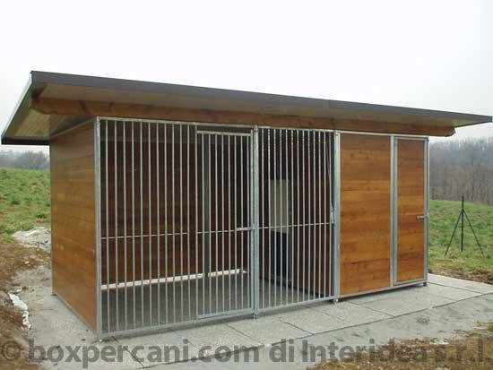 Box cani pagina 3 il forum sulla caccia e sulla cinofilia for Prezzo per costruire un garage